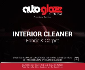 Produk Interior Cleaner Fabric  Carpet